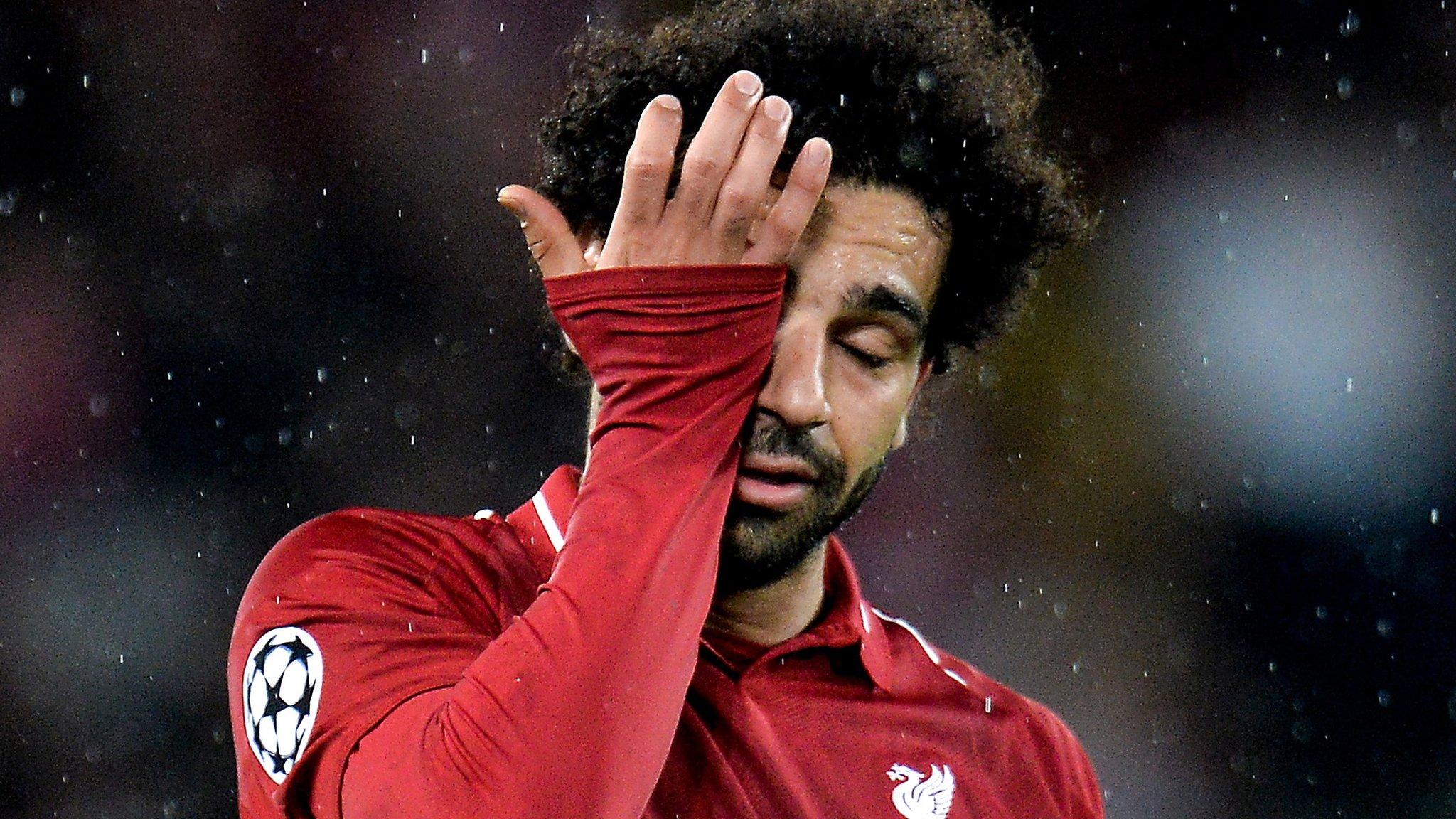 Bayern Munich frustrate Liverpool in first leg