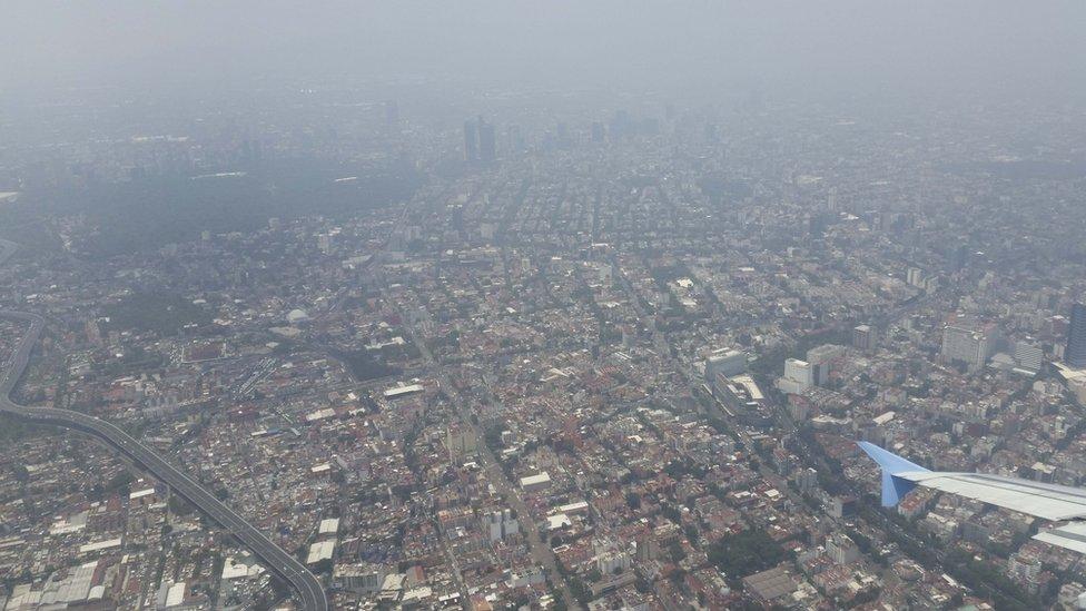 Mexico pollution