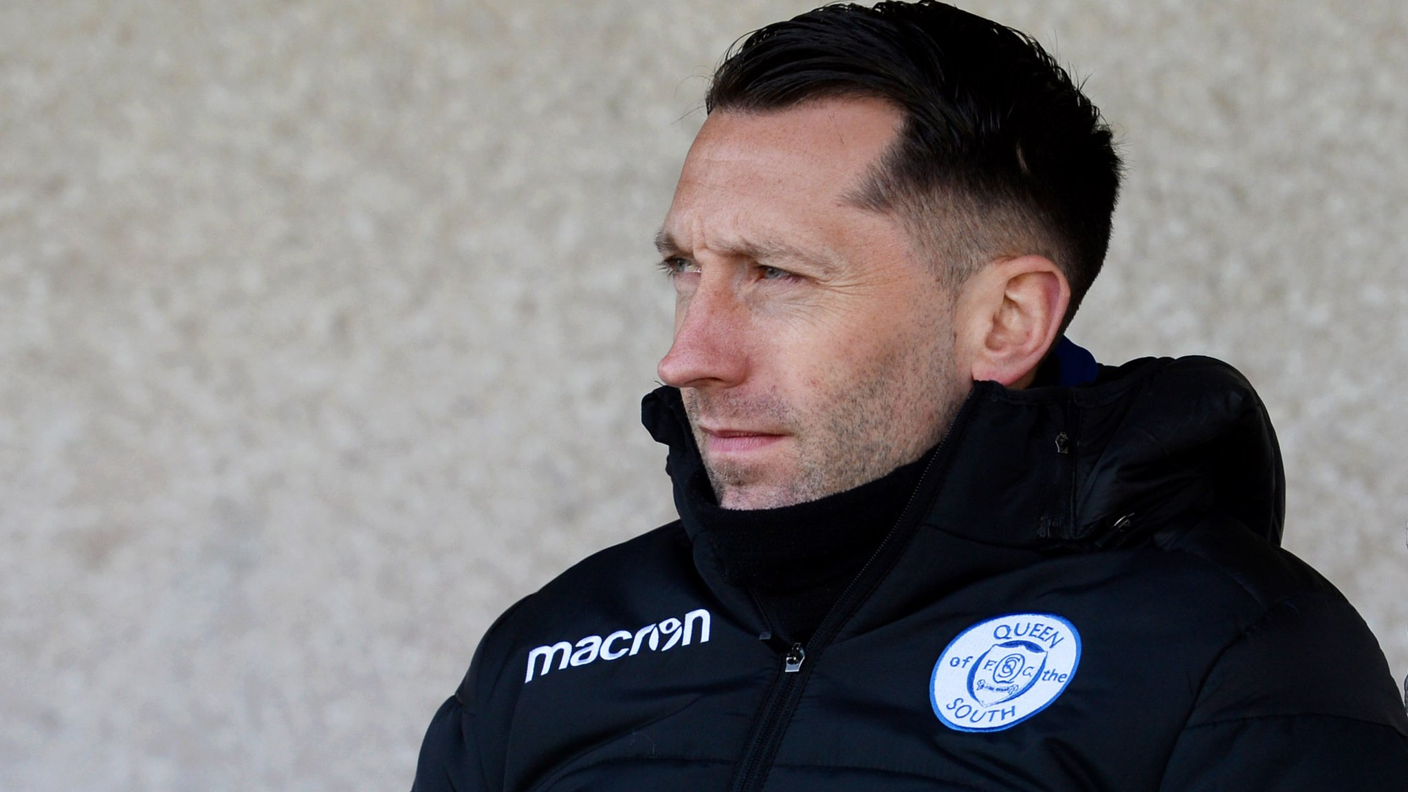Stephen Dobbie: Queen of the South striker's goals bid hampered by injury