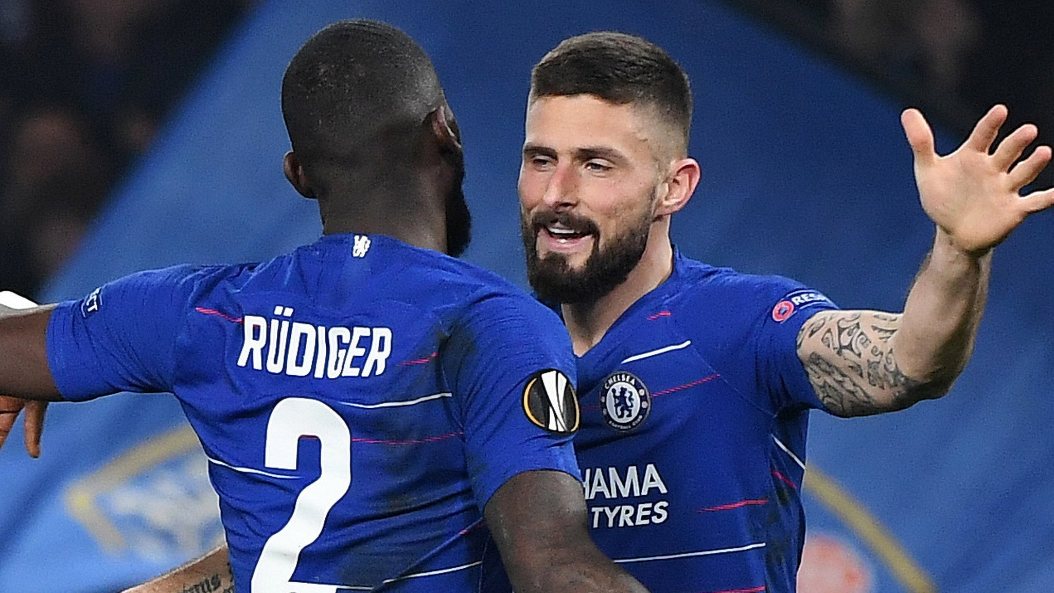 Chelsea beat Malmo to reach last 16 of Europa League