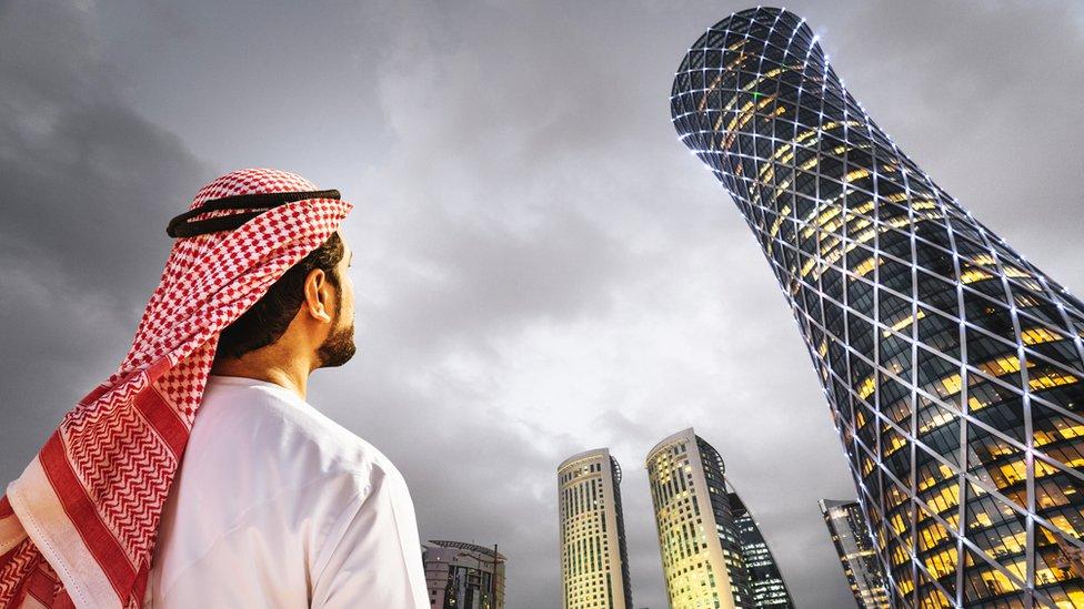 Los qataríes tienen la mayor capacidad de compra del mundo.
