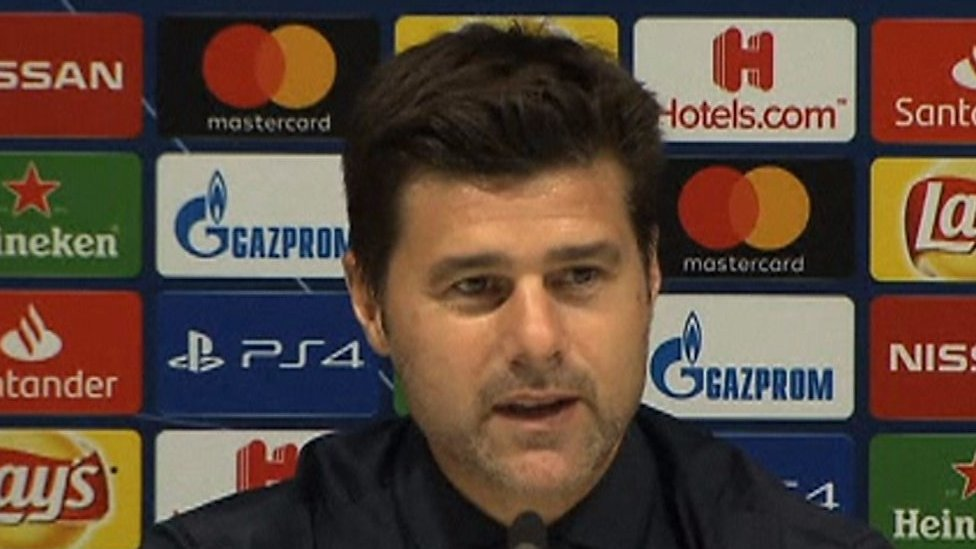 Inter Milan 2-1 Tottenham: Mauricio Pochettino angry at media 'disrespect'