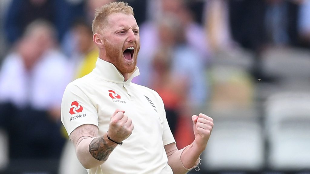 England v Pakistan: Ben Stokes dismisses Asad Shafiq for 59