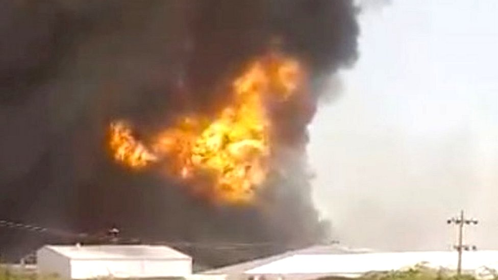 सूडान : फ़ैक्टरी ब्लास्ट में 23 की मौत, मरने वालों में कई भारतीय