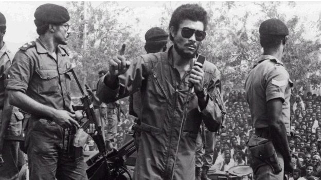 Jerry Rawlings: Why he divided opinion in Ghana - BBC News