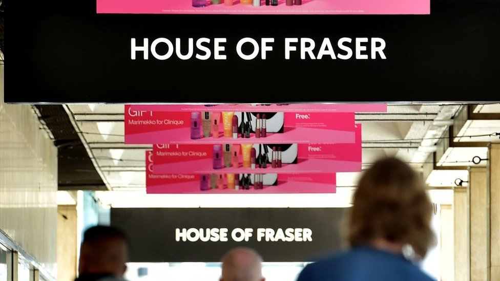 House of Fraser store to close in Norwich