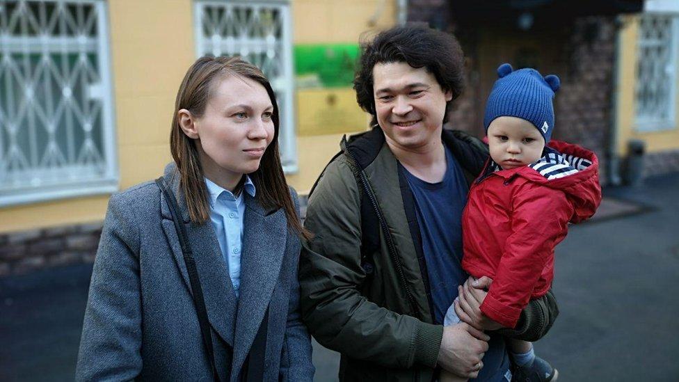 Olga i Dmitrij Pokazov