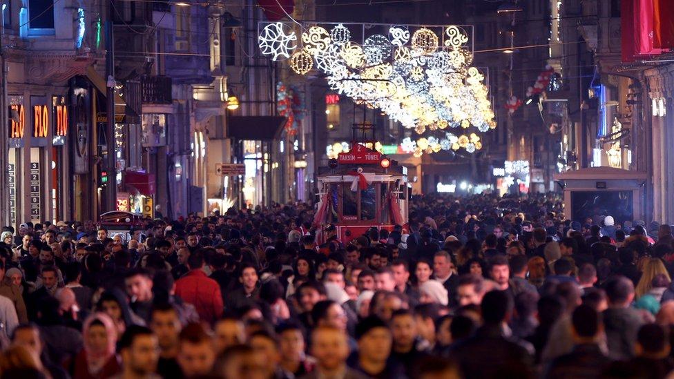 Türkiye sokaklar
