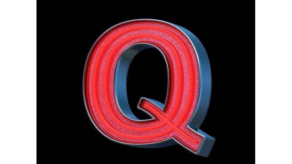 حرف Q