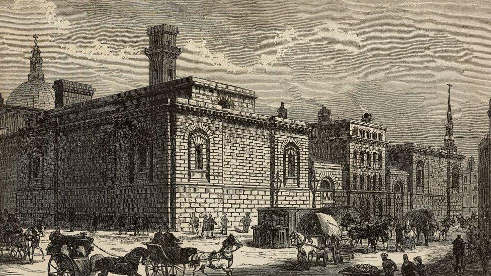 Prisión de Newgate.