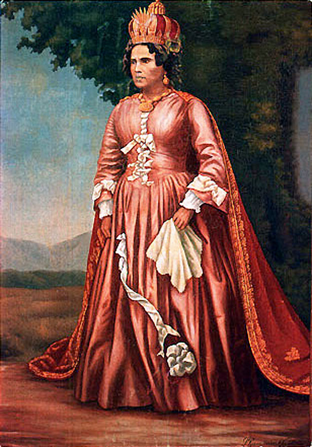 Reina Ranavalona I de Madagascar
