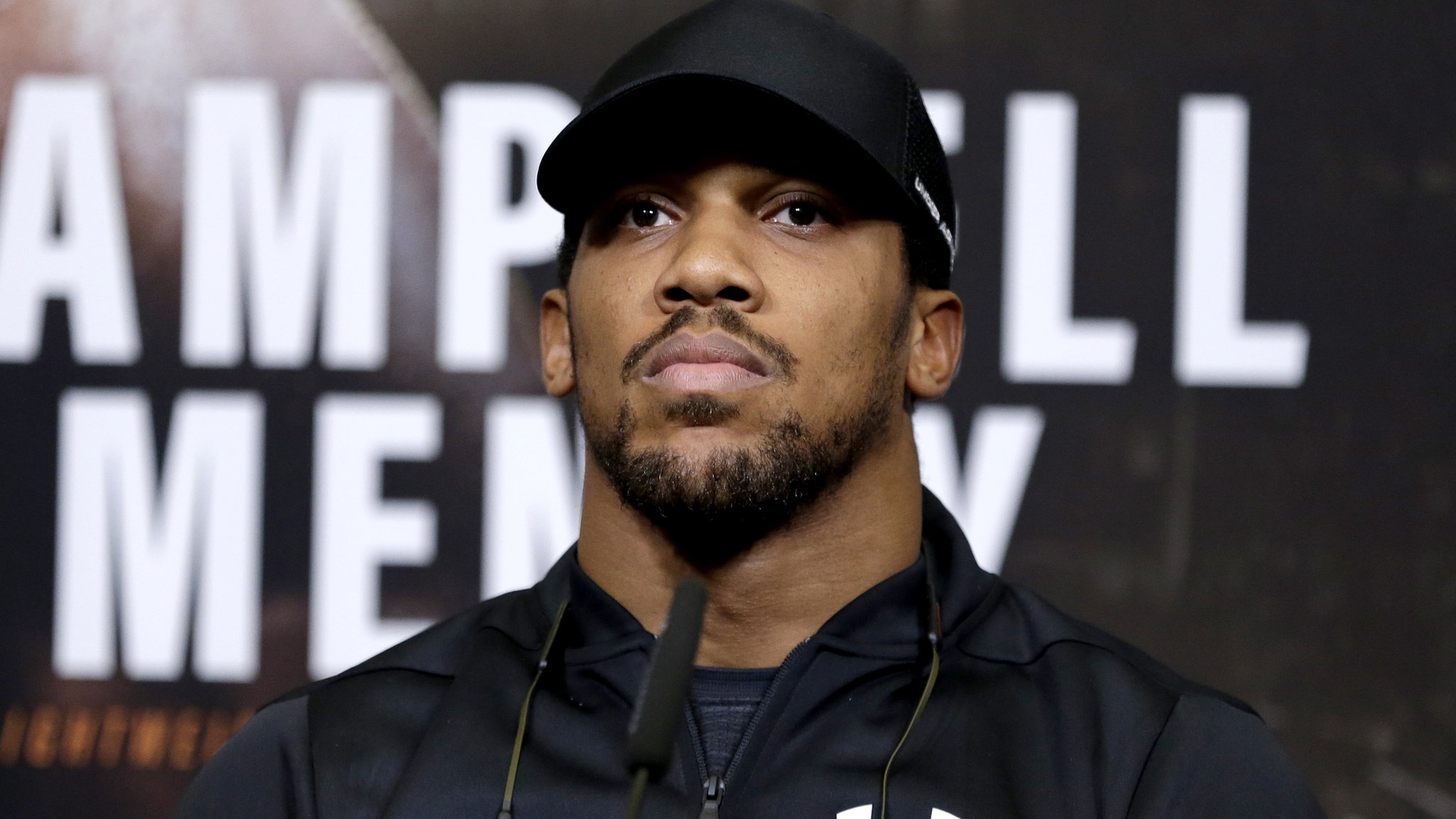 Anthony Joshua v Alexander Povetkin: Heavyweight champion says he feels 'tonnes of pressure'