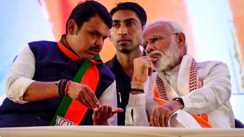 महाराष्ट्र में बीजेपी जीतकर भी कैसे हार गई? नज़रिया