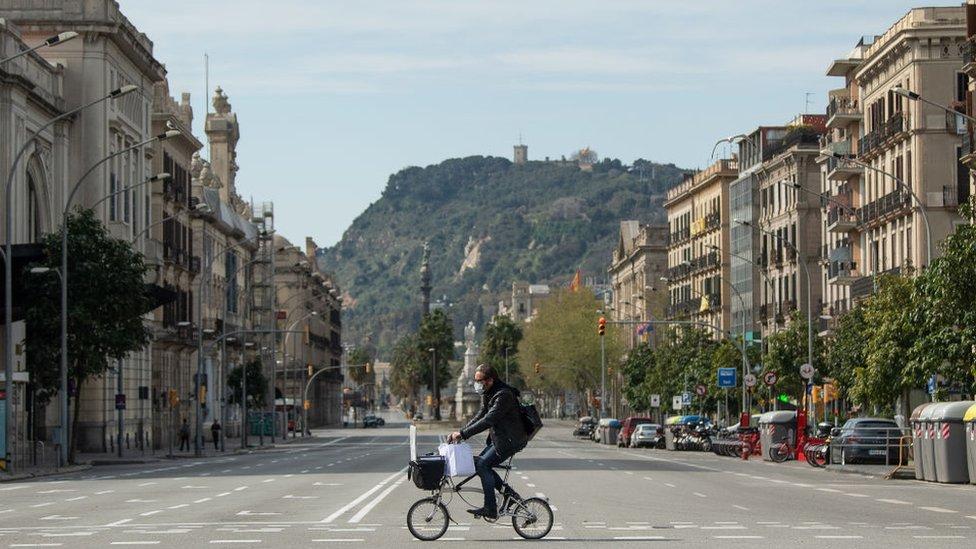 Barcelona, mayo 2020