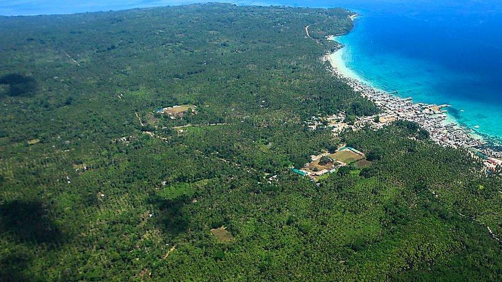 جزيرة جولو الفلبينية