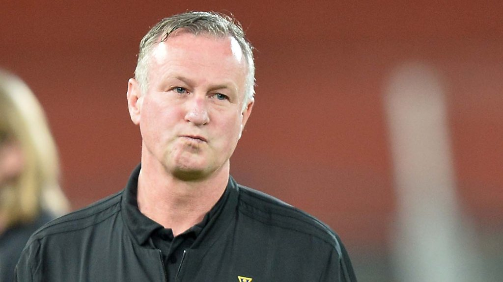Northern Ireland boss Michael O'Neill wants improvement on 'basics'