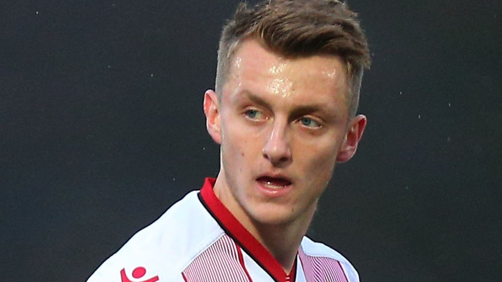 Ben Wilmot: Watford sign Stevenage defender for undisclosed fee