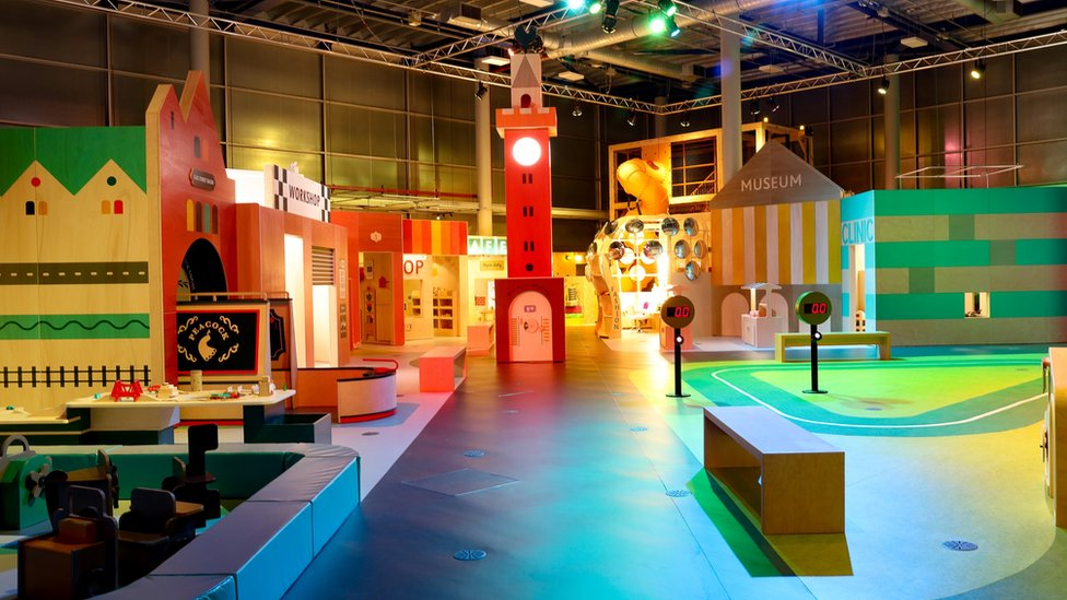 MiniBrum: The children's city designed by school pupils