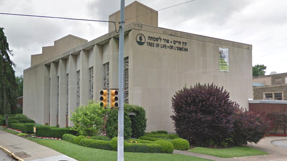 The Tree of Life Congregation Synagogue, Pittsburgh