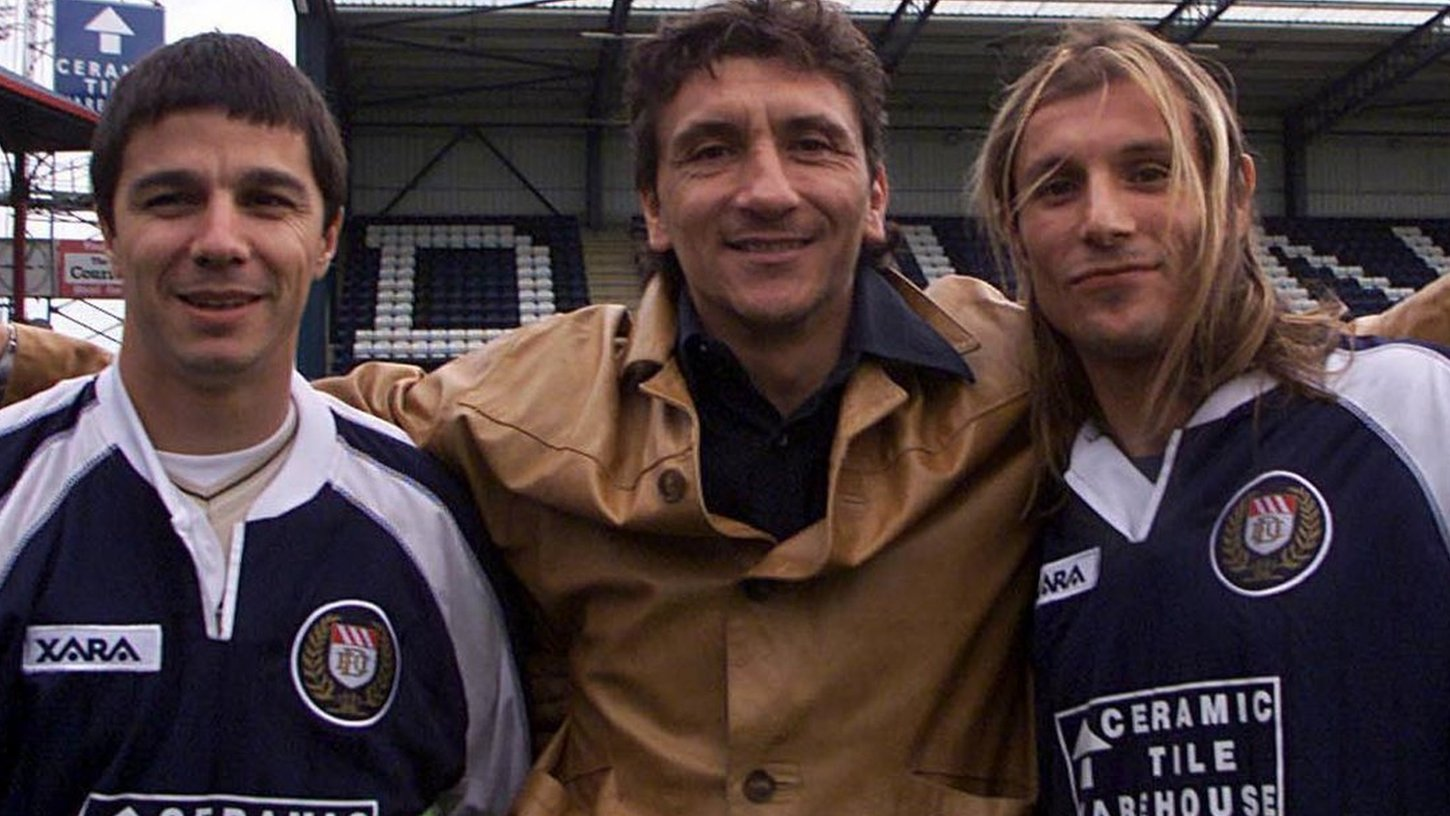 Dundee v Celtic: Barry Smith on 'humble' Claudio Caniggia & great days at Dens