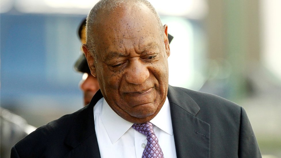 Bill Cosby: From 'America's Dad' to disgraced comic