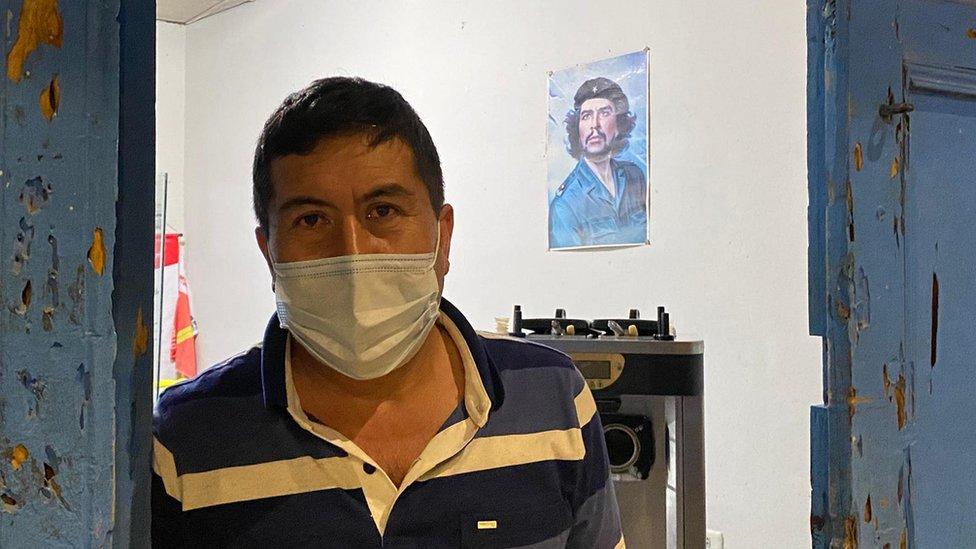 Docente de Tacabamba