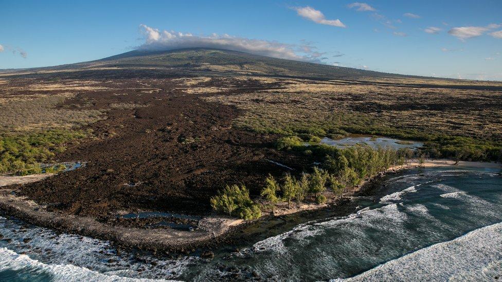 Volcán Mauna Loa