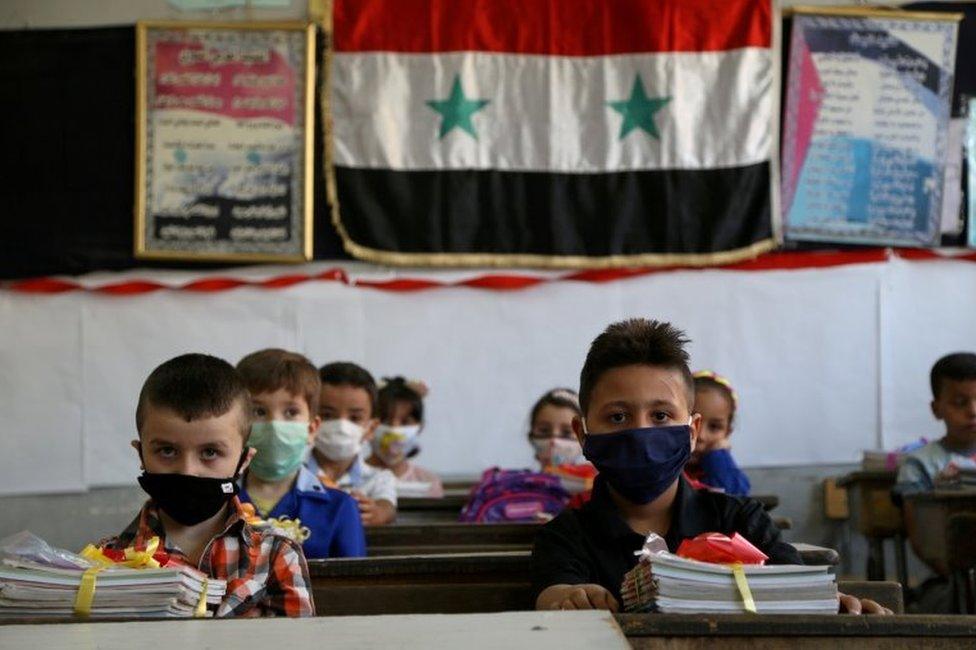 Coronavirus: Syria government 'prepares for virus second wave' thumbnail
