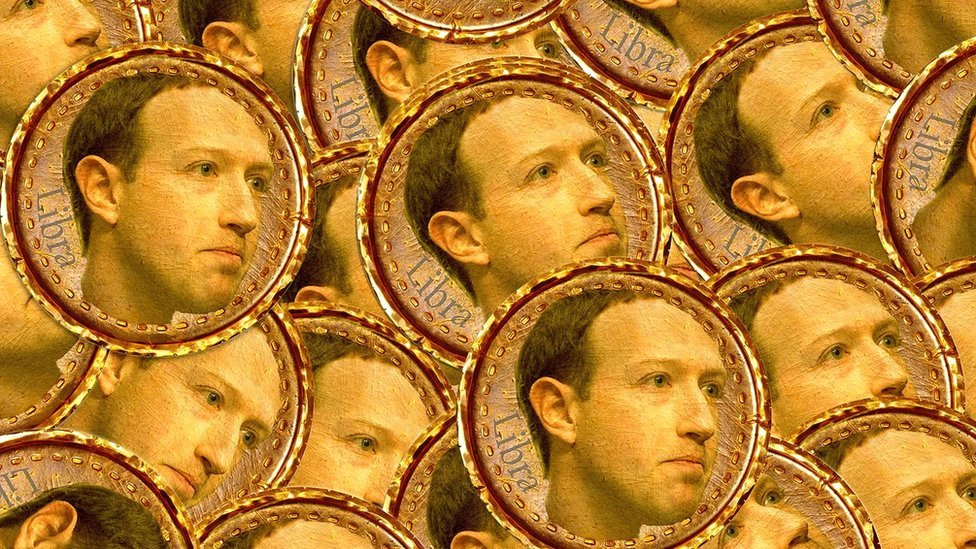 """El lanzamiento de la libra de Facebook, """"ha hecho que los directivos tomen seriamente a las criptomonedas"""", dice Jehan Chu."""