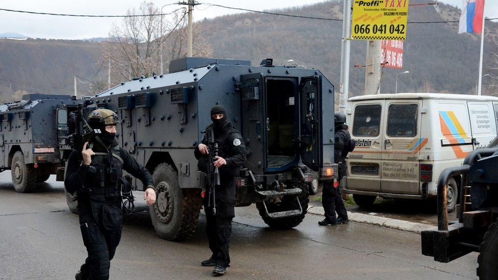 Kosovska Mitrovica, 26. mart 2018.