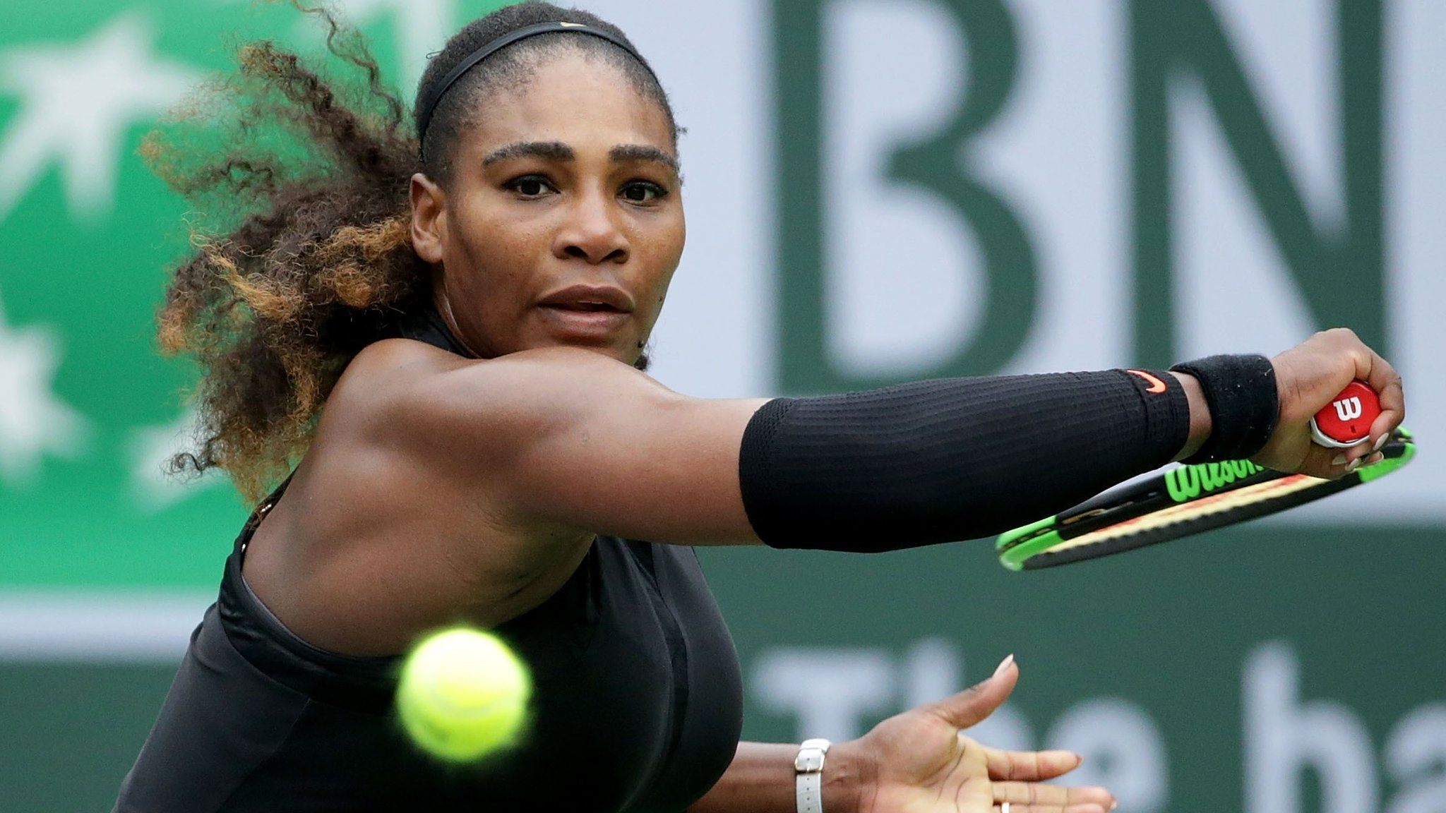French Open: Serena Williams will not be seeded at Roland Garros