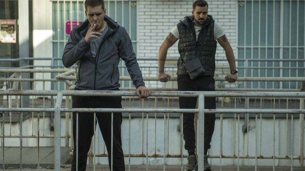 miloš biković i miroslav radonjić
