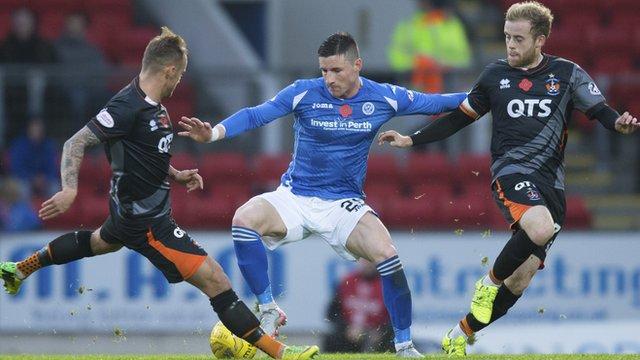 Highlights: St Johnstone 2-1 Kilmarnock