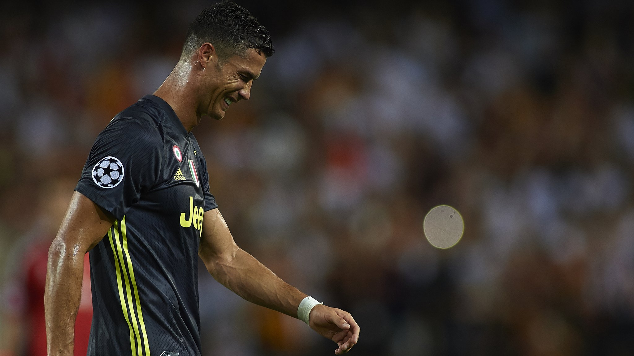 Will Ronaldo miss Man Utd games after red card?