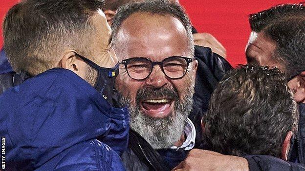 Cadiz boss Alvaro Cervera