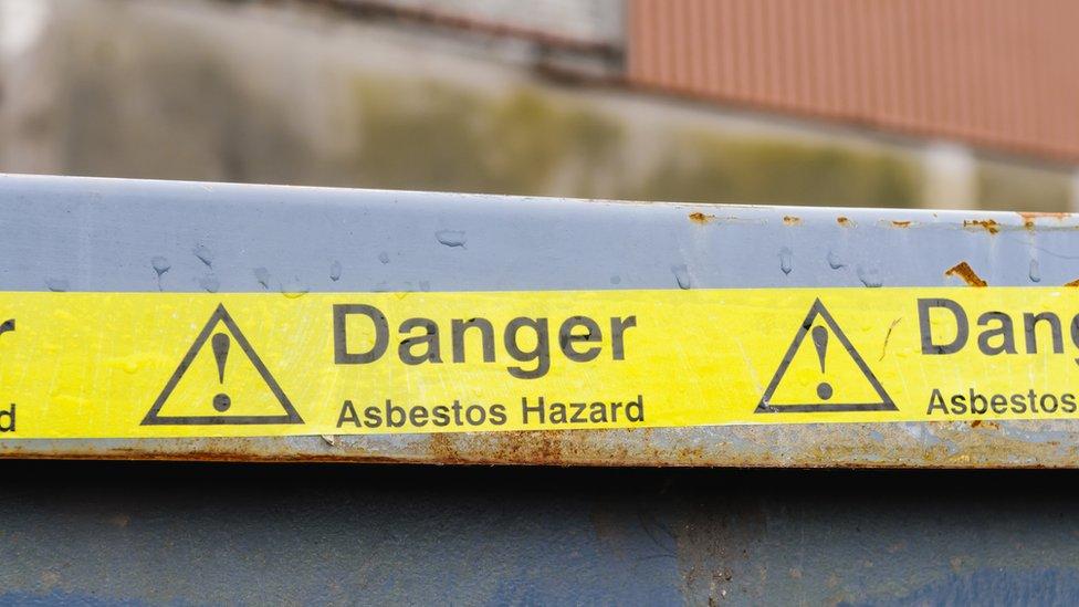 Schools failing to report asbestos details