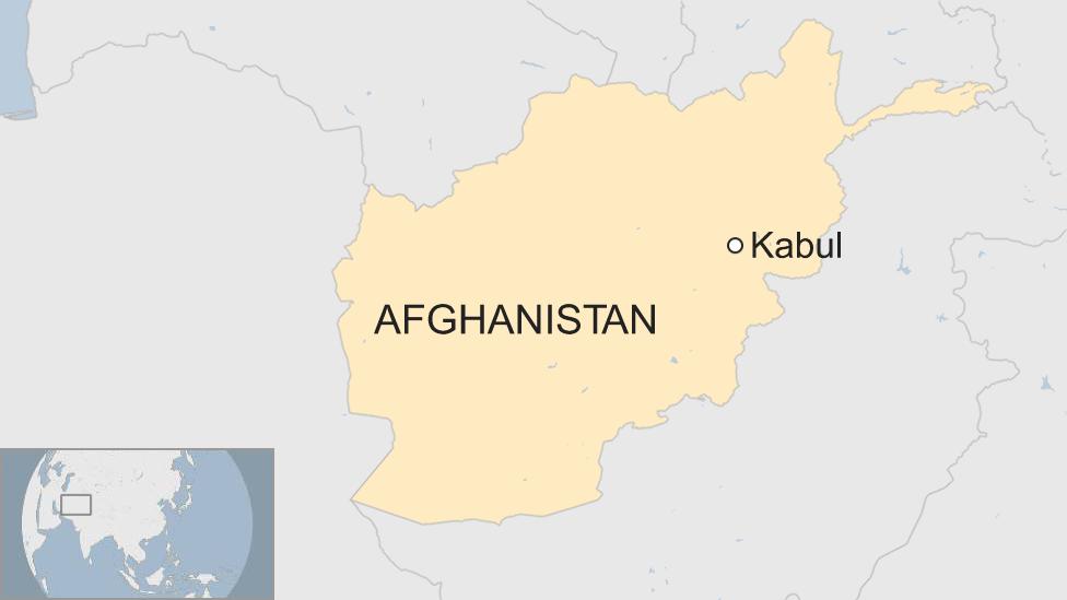 Kabul explosion: Wedding hall blast kills 40