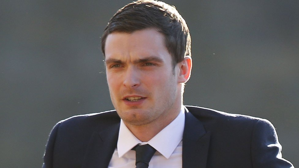Adam Johnson Ex Sunderland And England Star Released From Jail Bbc News