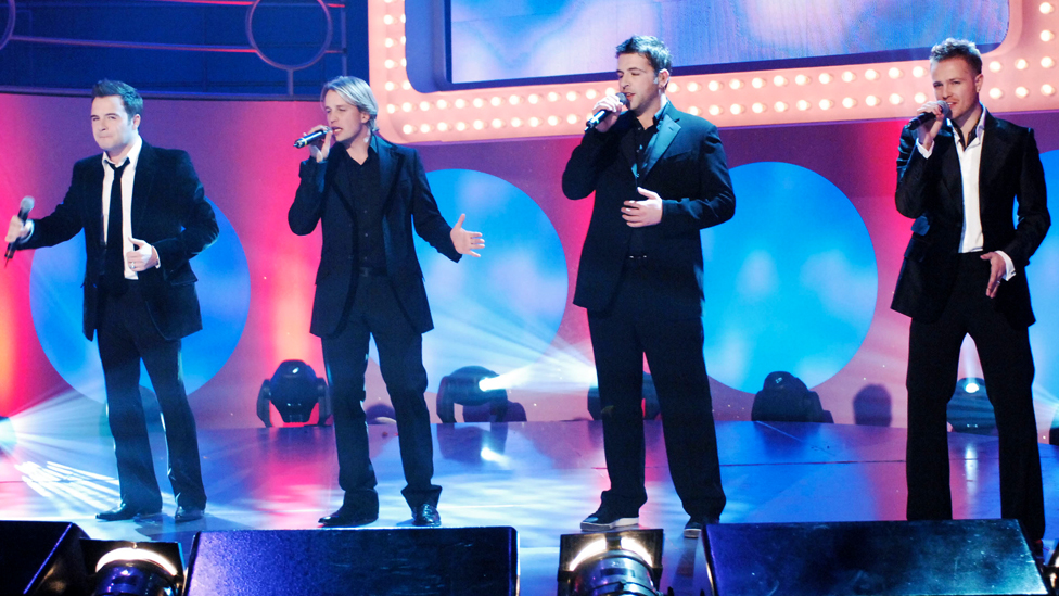 BBC News - Westlife fans left standing after Glasgow seat mishap
