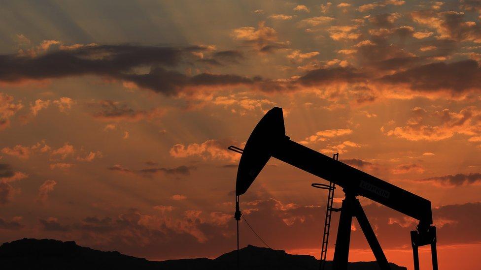 Oil well Bahrain