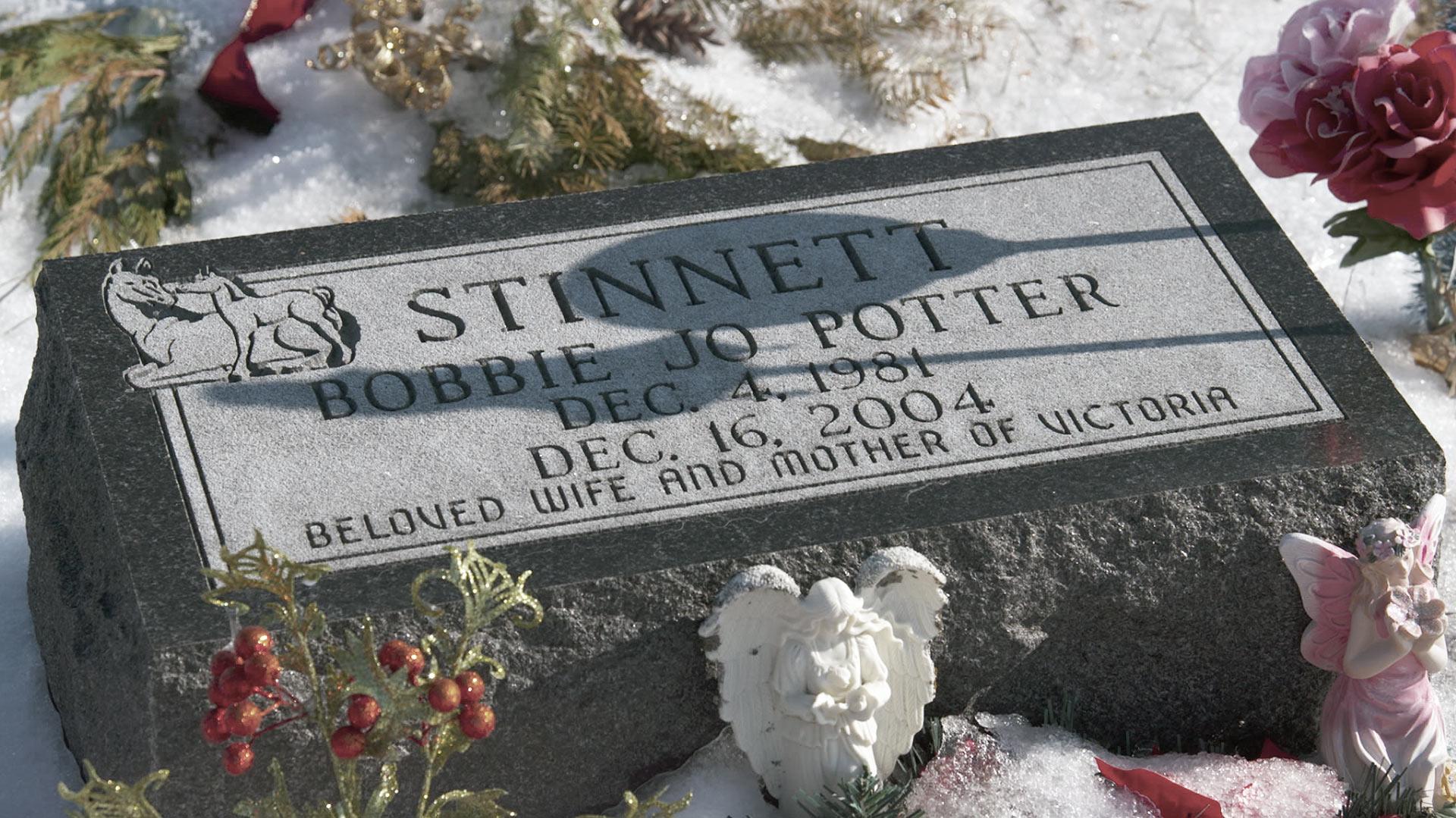 Bobbie Jo Stinnett's grave