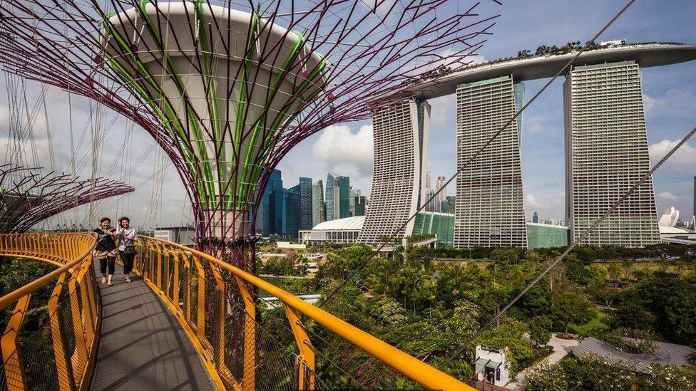 Siendo un país sin grandes recursos naturales, Singapur ha recurrido al desarrollo de su gente para poder salir adelante.