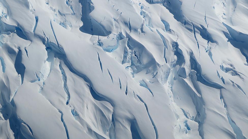 Antarctic glaciers to honour 'satellite heroes'