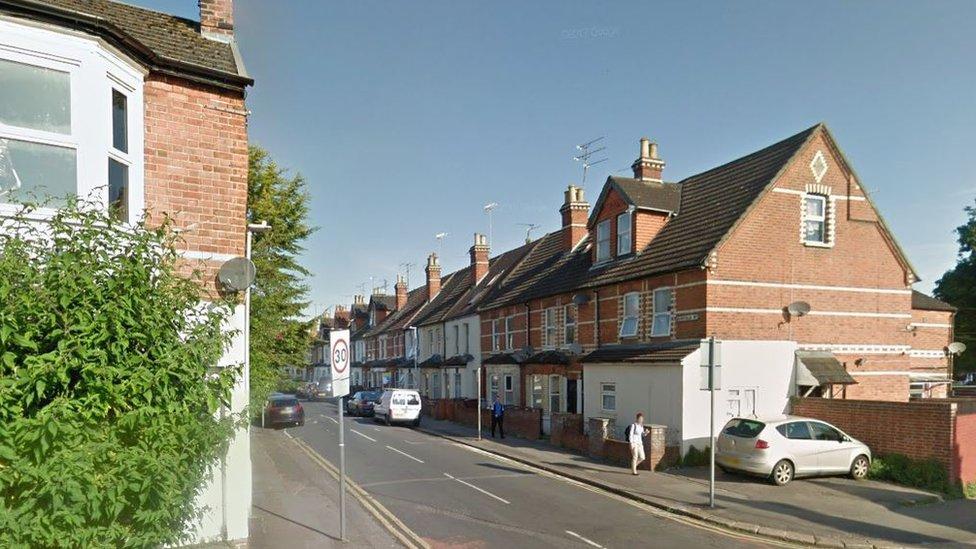 Arrest after man shot in leg with gun in Reading