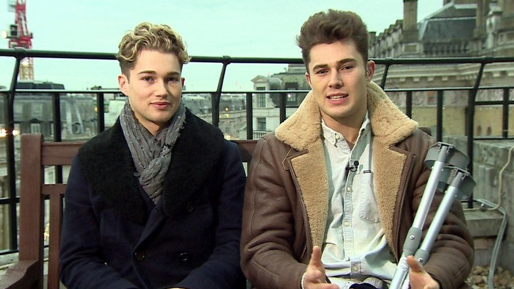 Strictly's AJ Pritchard tells of home town attack ordeal