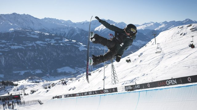 Arielle Gold wins halfpipe final with 'faultless' run