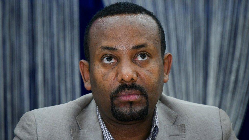 Abiy Ahmed Şubat'ta göreve başlamıştı