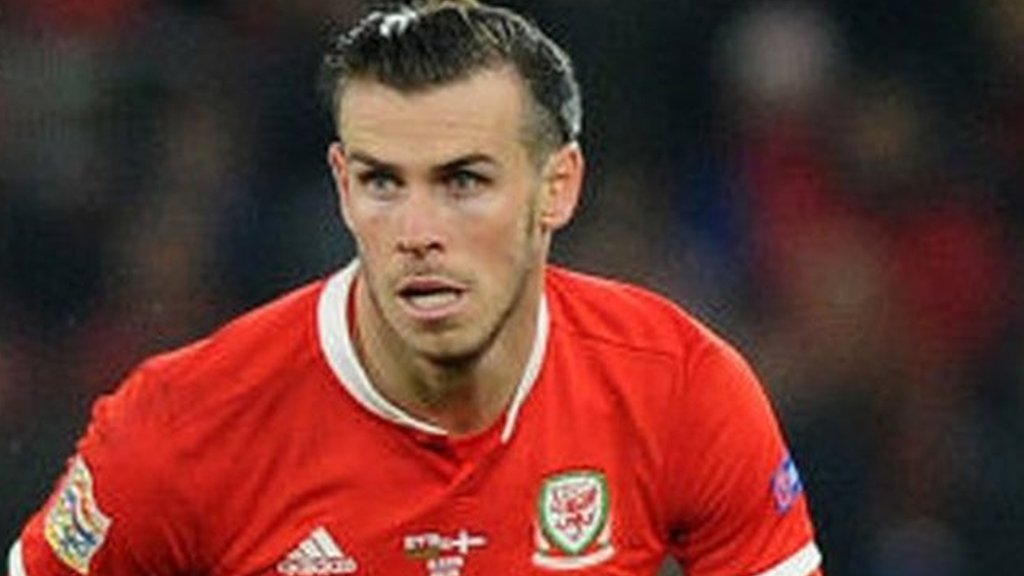 Gareth Bale: Wales forward 'raring to go' in Euro 2020 qualifiers