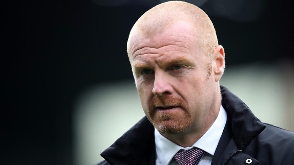 Burnley 4-0 Bournemouth: Sean Dyche happy to get first win of season