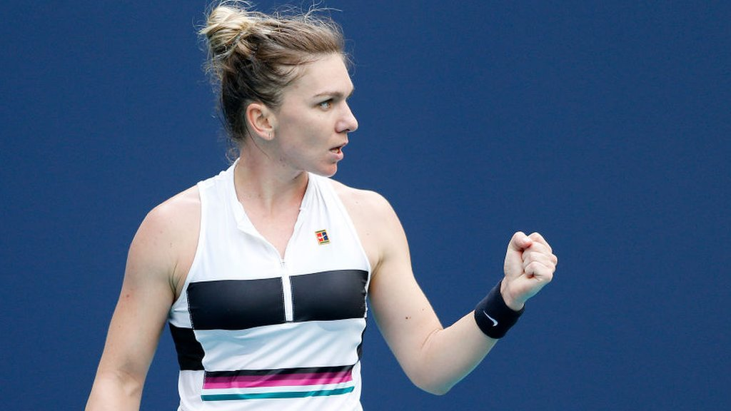 Halep to face Williams in Miami last 16 as she seeks to regain top ranking